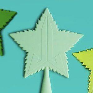 Mint Soft Touch Jeffree Star 420 Mirror